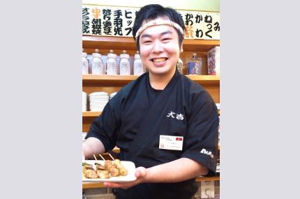 北海道 やきとり大吉 札大前店