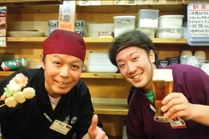 島根県 やきとり番吉 松江駅前店
