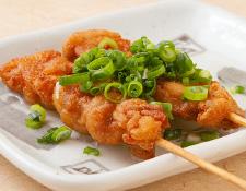 串唐揚げ 甘酢(2本)